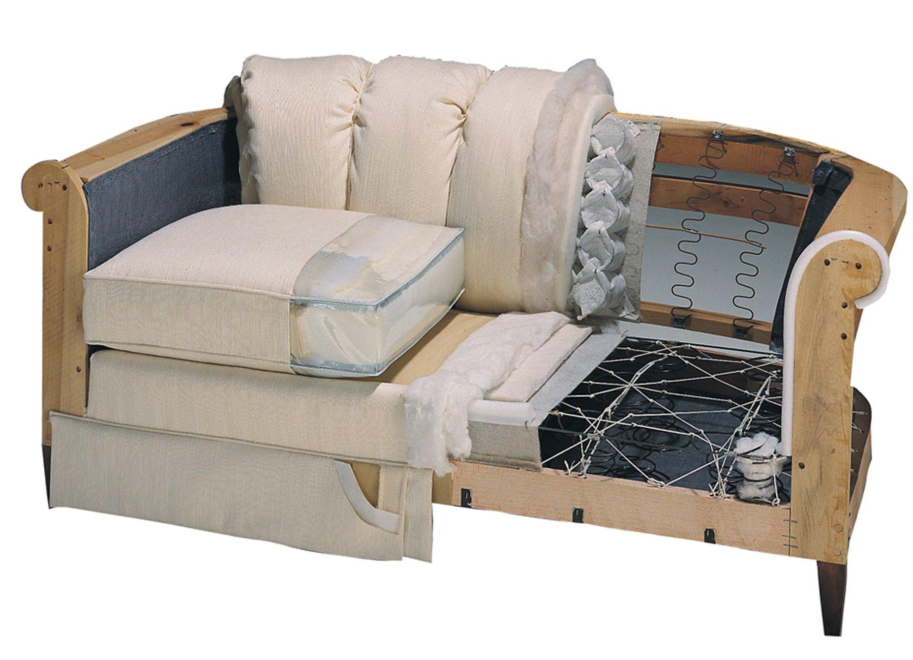 Оценка повреждений дивана