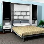 Шкаф-кровать двухспальная