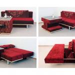 Яркий диван-трансформер