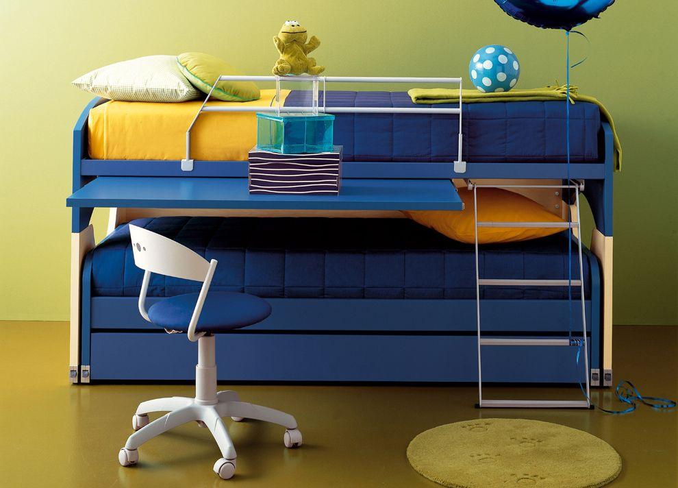 Диван-кровать двухъярусный
