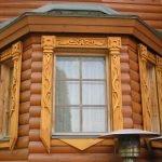 Резные наличники для деревянного дома