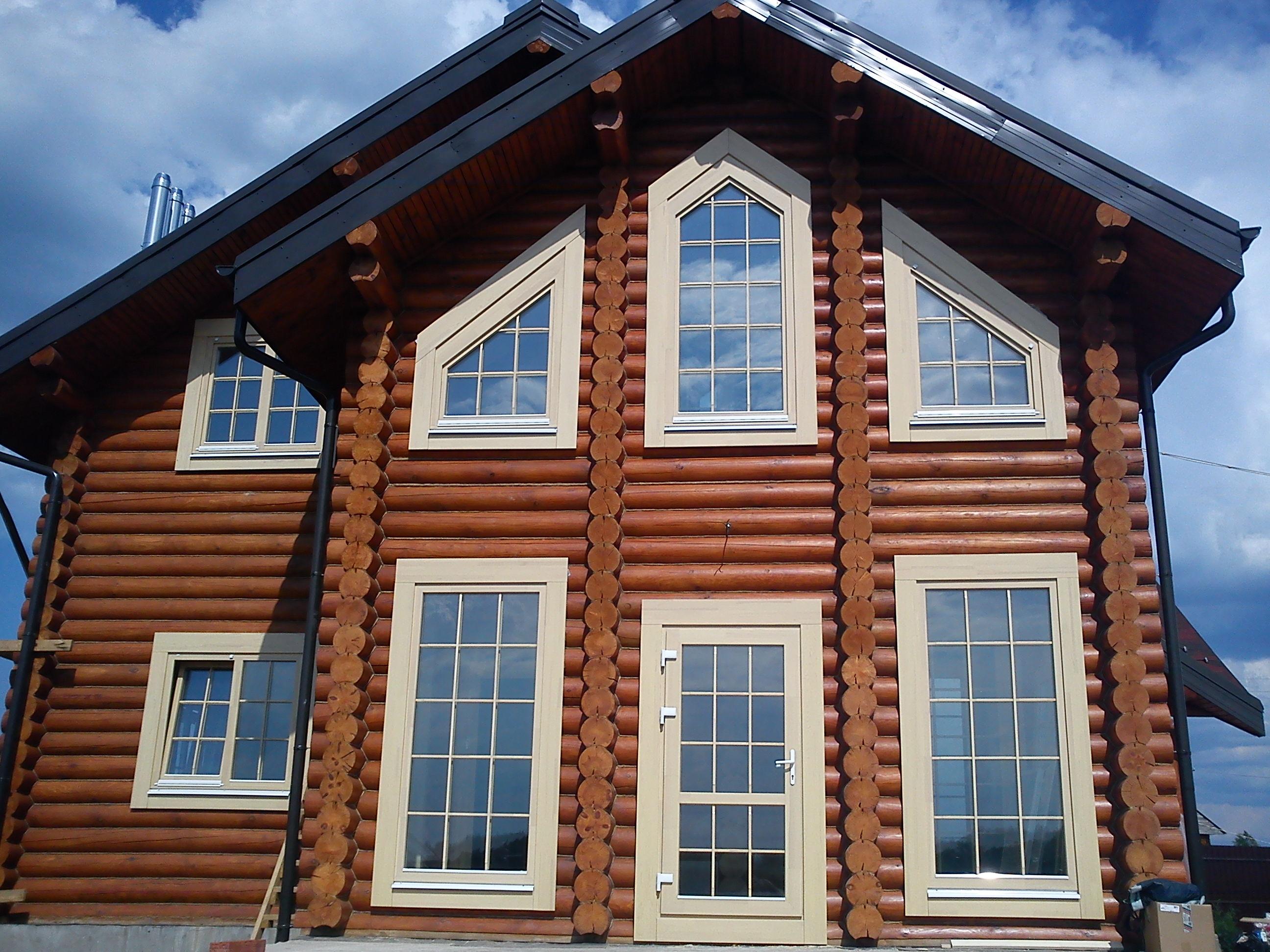 Наличники на окна: резные, деревянные, классические