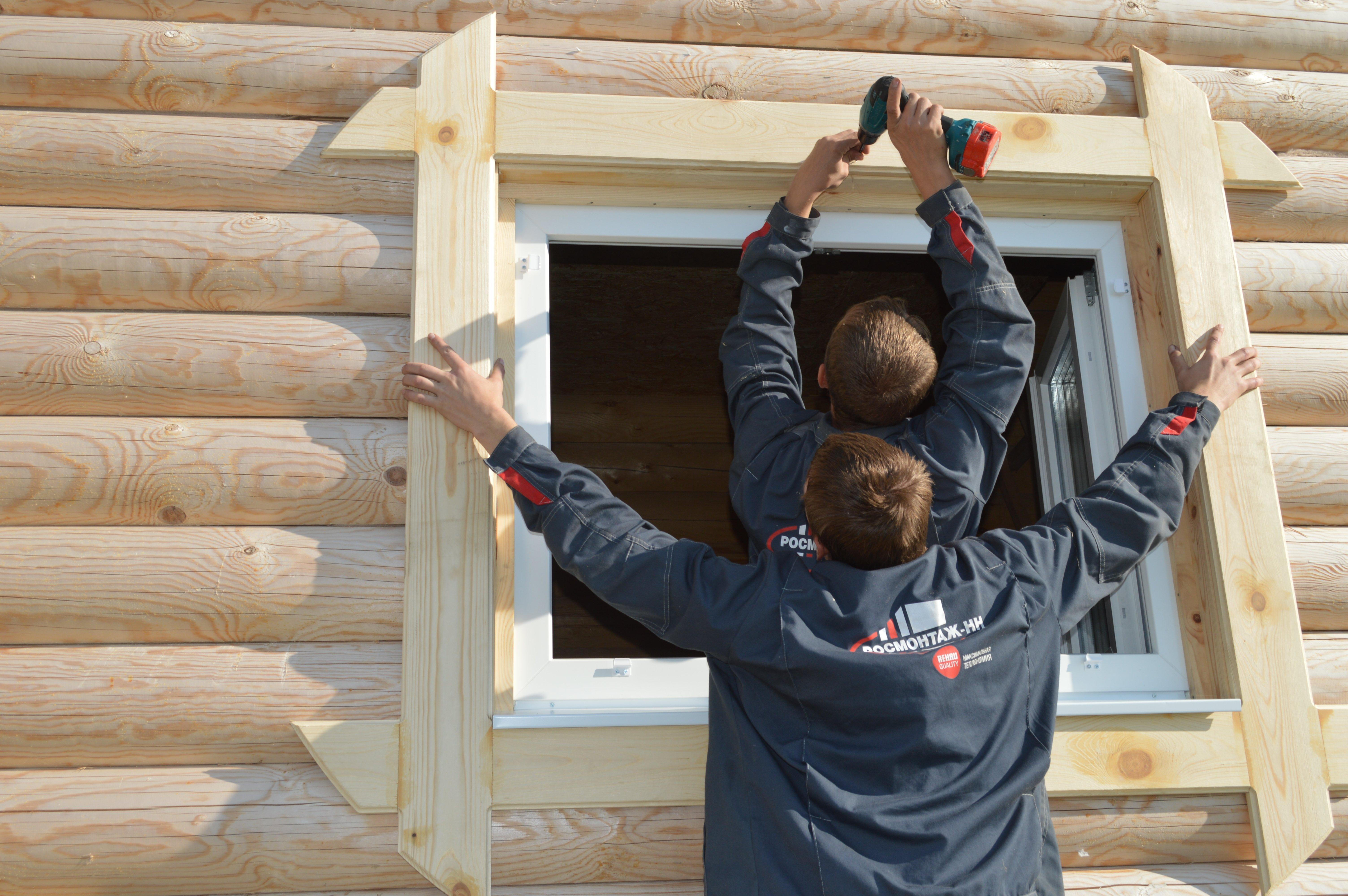 Способы фиксации деревянной обналички
