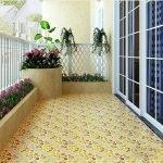 Плитка керамическая на балконе