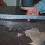 Замеряем размер столешницы