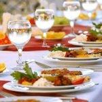 Правила сервировки стола в домашних условиях