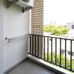 Компактная сушилка на балкон