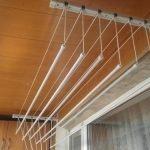 Сушилка на балкон под потолок