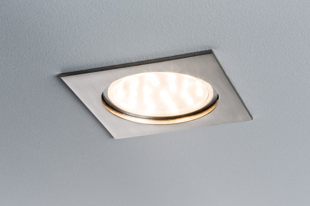 Хромированный светодиодный светильник