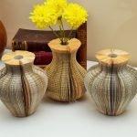 Самодельные вазы