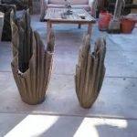 Заготовка для вазы