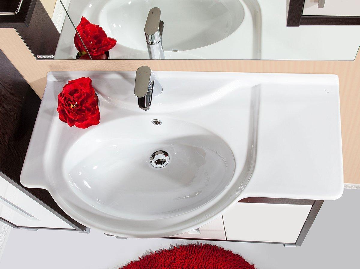 Выбор умывальника для ванной
