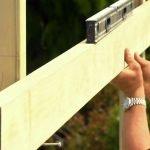 Перенос меток на столбы