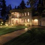 Дом и освещение