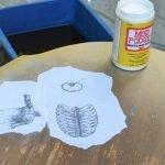 Вырезаем рисунки