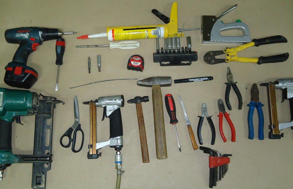 Инструмент для сборки мебели