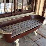 Мебель из ванны