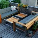 Мебель на терассе