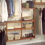Ящики для хранения в гардеробной
