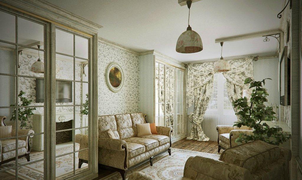 гостиная в стиле прованс своими руками фото накопилось