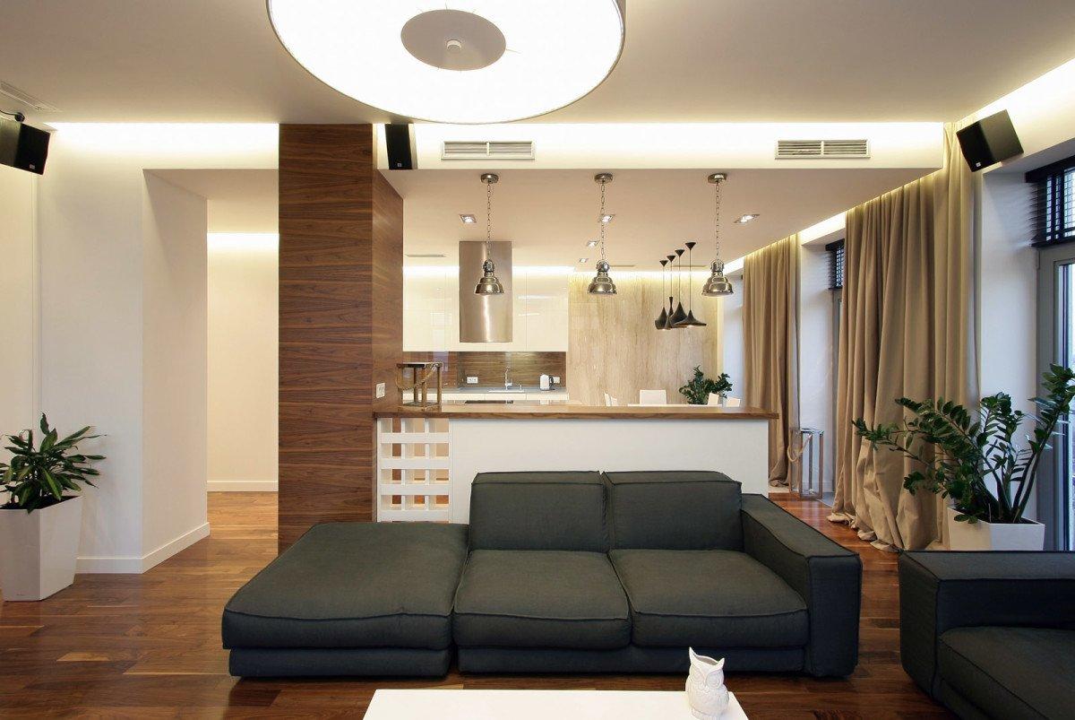 Интересные дизайны квартир фото некоторые, даже