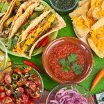 Сервировка в мексиканском стиле