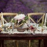 Сервировка стола без скатерти