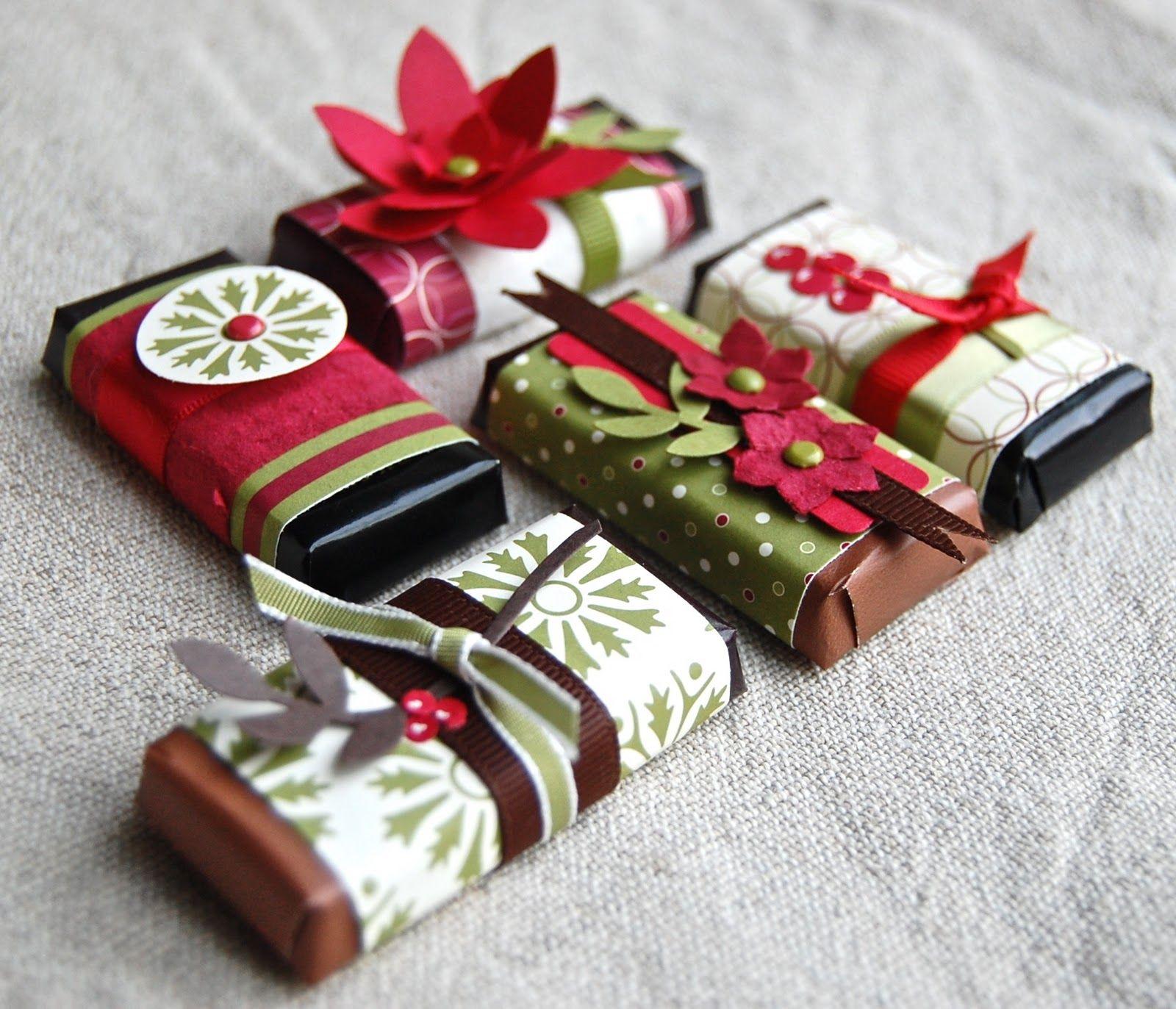 Бумаги, красивые подарки своими руками
