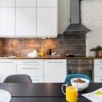 Кухонные шкафчики с подсветкой