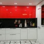 Кухня угловая фото
