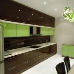 Комбинированная кухня