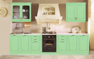 Материалы для кухонных фасадов