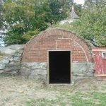 Вход в форме арки