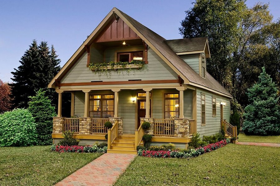Проекты дачных домов: варианты для 6-10 соток