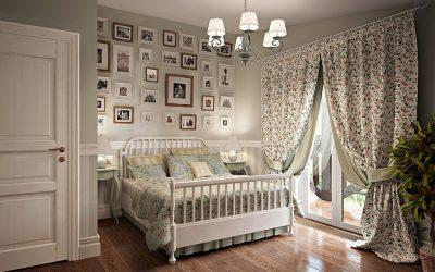 Спальня в стиле прованс +100 фото идей