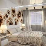 Декор в спальне