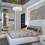 Стиль оформления спальни