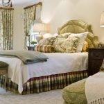 Выбор текстиля для спальни