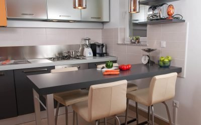 Как сделать барную стойку своими руками на кухне