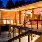 Современный дом из контейнера
