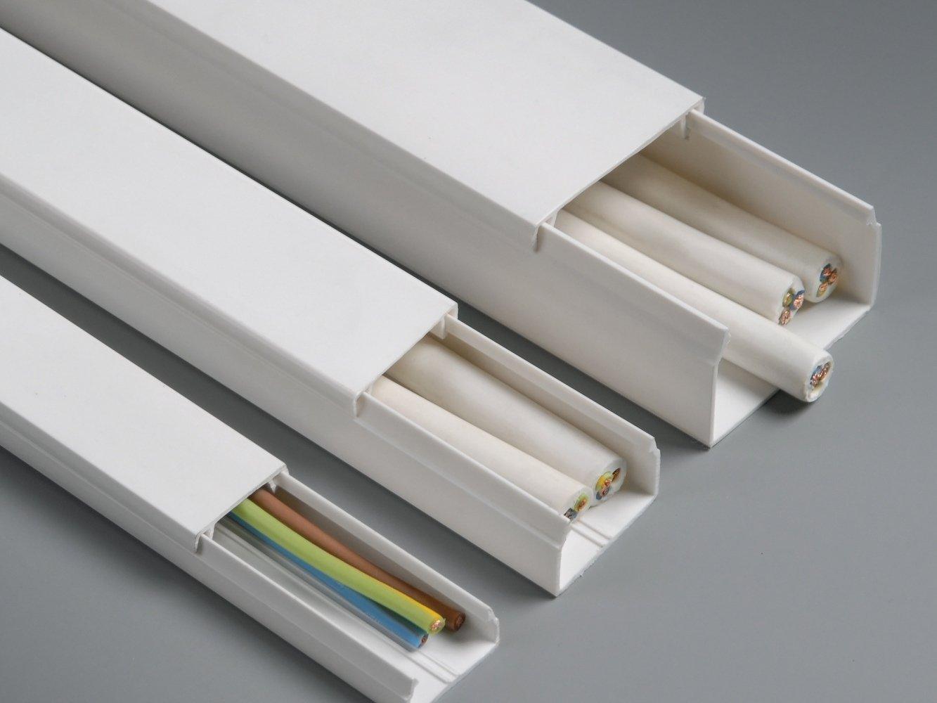 Пластиковый кабель канал