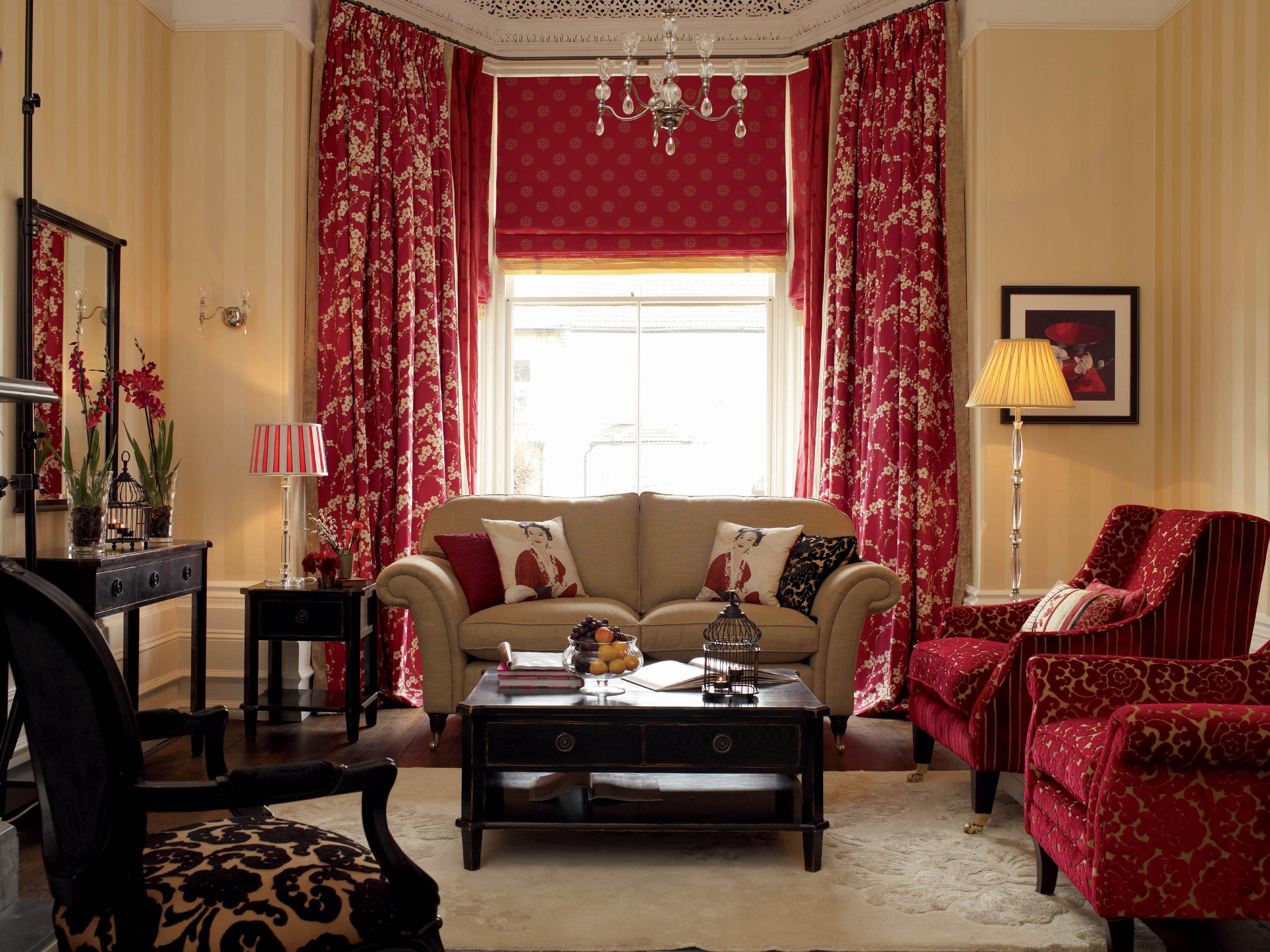 Заканчиваем ремонт: тонкости выбора мебели и штор