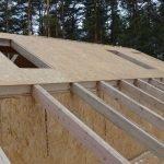 СИП-панели для крыши