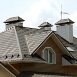 Внешний вид крыши