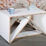 Мебель из сотового картона