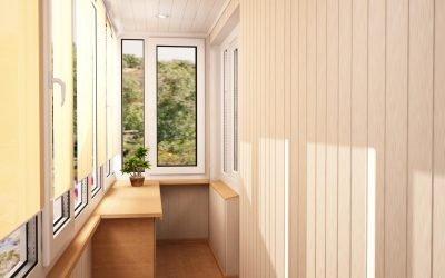 Отделка балкона пластиковыми панелями: пошаговое руководство
