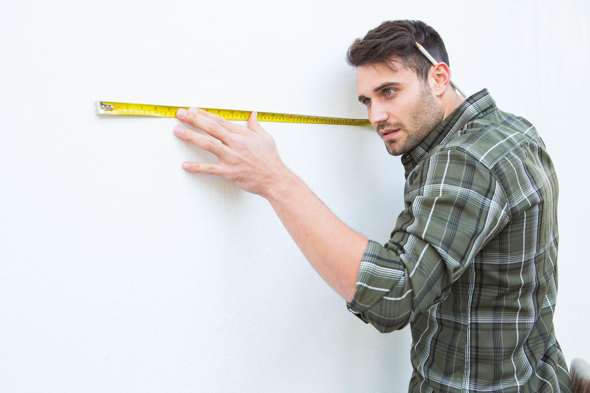 Измерять стены