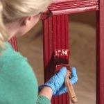 Окрасить деревянную мебель