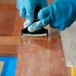 Обработка мебели перед покраской