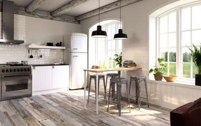 Какой пол выбрать для кухни